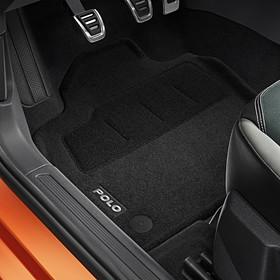 Volkswagen Textiel mattenset, Polo