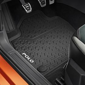 Volkswagen All-weather mattenset Polo, voor