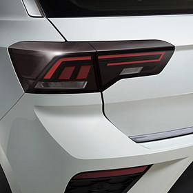 Volkswagen LED achterlichten T-Roc, Black Line design