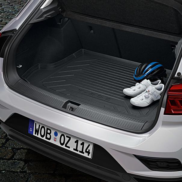 Volkswagen Kofferbakinleg T-Roc, standaard laadvloer