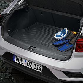 Volkswagen Kofferbakmat T-Roc, variabele laadvloer