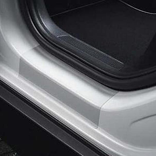 Volkswagen Transparante instapfolie T-Roc, achterportieren