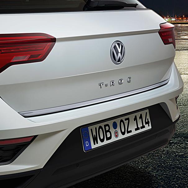 Volkswagen Chroomlook sierlijst achterklep, T-Roc