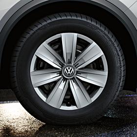 Volkswagen 16 inch wieldoppenset, T-Roc