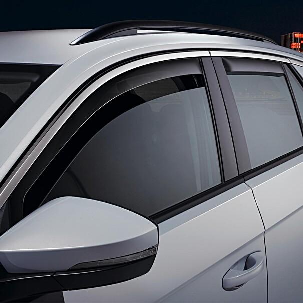 Volkswagen Windgeleiders T-Roc, voorportieren