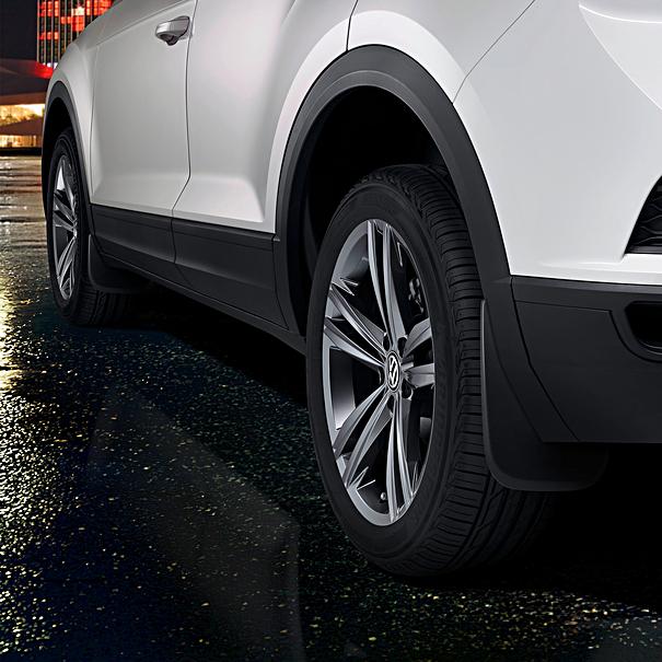 Volkswagen Spatlappen T-Roc, voorzijde