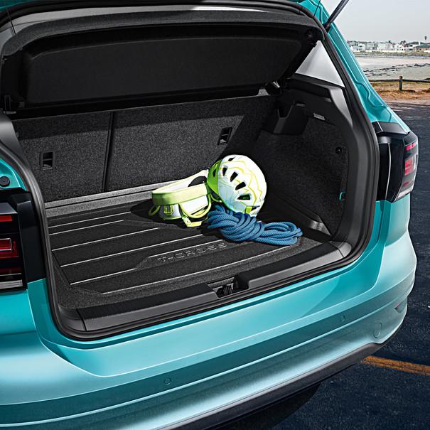 Volkswagen Kofferbakinleg T-Cross, met variabele laadvloer