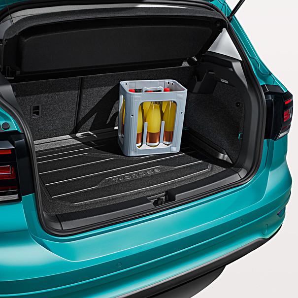 Volkswagen Kofferbakmat T-Cross, met vaste bodem