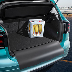 Volkswagen Dubbelzijdige kofferbakmat T-Cross, variabele laadvloer