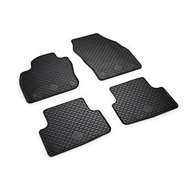 Volkswagen Rubberen mattenset Plus voor & achter, T-Cross