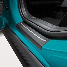 Volkswagen Instapfolie T-Cross, voor en achter