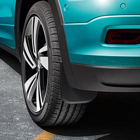 Volkswagen Spatlappen T-Cross, achter