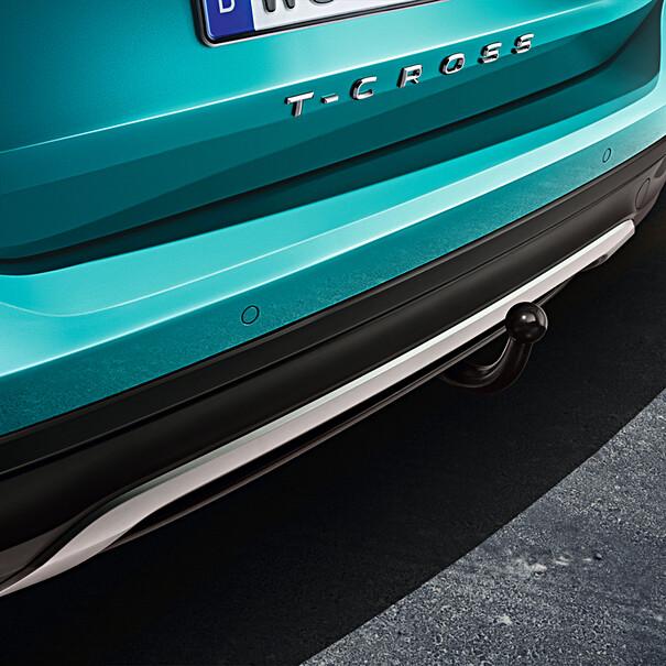Volkswagen Vaste trekhaak T-Cross, inclusief 13-polige kabelset