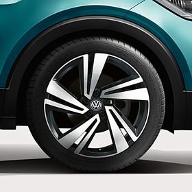 Volkswagen 18 inch lichtmetalen winterset, Nevada