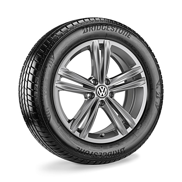 Volkswagen 17 inch lichtmetalen zomerset, Sebring, T-Cross