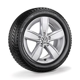 Volkswagen 16 inch lichtmetalen zomerset, Corvara