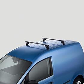 Volkswagen Allesdragers voor voertuigen met bevestigingsrails, zwart