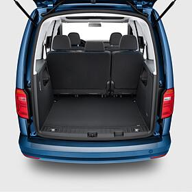 Volkswagen Achterbumper beschermfolie transparant, Caddy