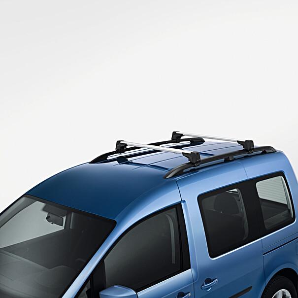Volkswagen Allesdragers voor voertuigen met bevestigingsrails