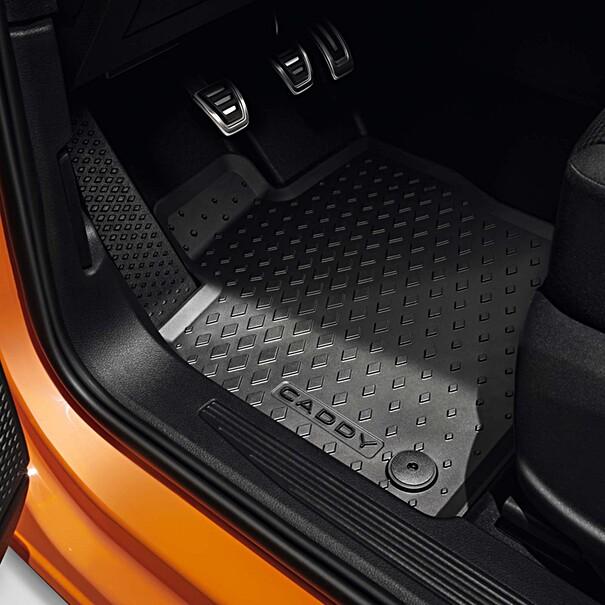 Volkswagen All-weather mattenset voorzijde