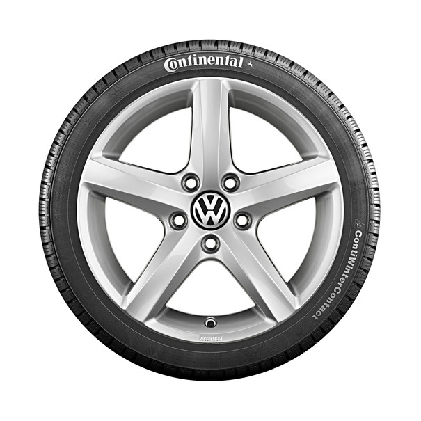 Volkswagen 16 inch lichtmetalen winterset Aspen, Beetle / Passat