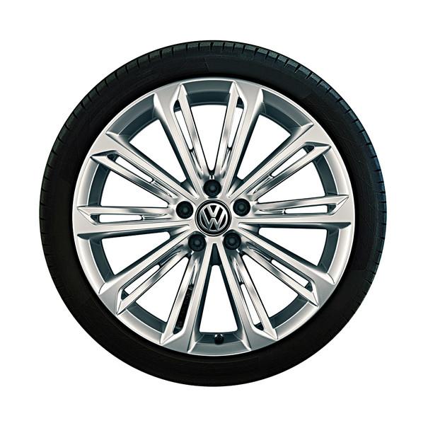 Volkswagen 19 inch lichtmetalen zomerset, Verona