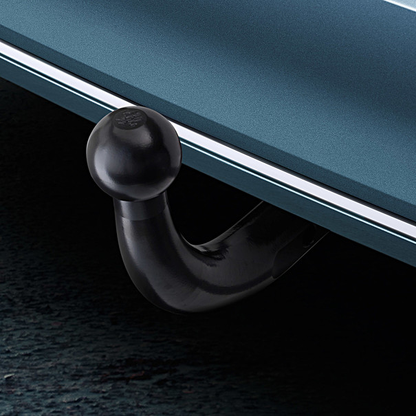 Volkswagen Vaste trekhaak Passat, inclusief 13-polige kabelset