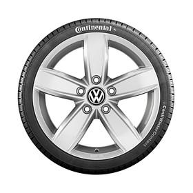 Volkswagen 17 inch lichtmetalen winterset Corvara, Tiguan