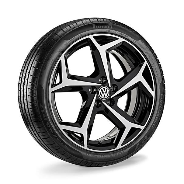 Volkswagen 18 inch zomerset Bonneville zelfdichtend, Passat & Passat Variant