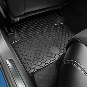 Volkswagen Rubberen mattenset Plus voor + achter, Passat & Passat Variant