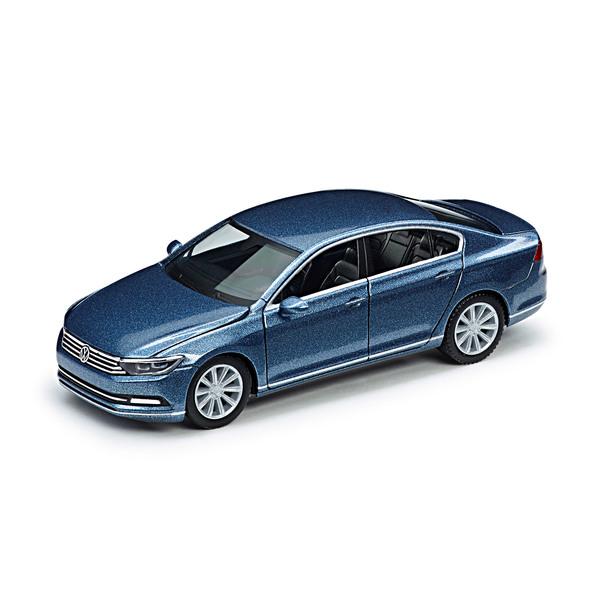 Volkswagen Passat B8 Limousine, 1:87, Harvard Blue Metallic