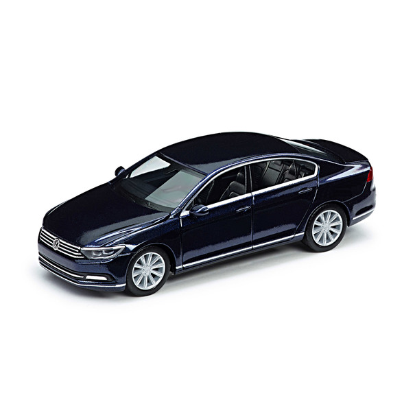 Volkswagen Passat B8 Limousine, 1:87, Night Blue Metallic