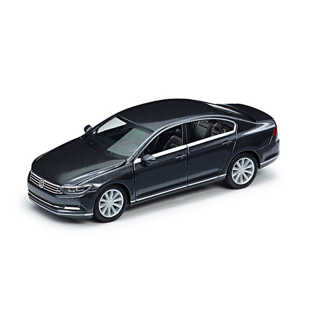 Volkswagen Passat B8 Limousine, 1:87, Indiumgrau Metallic