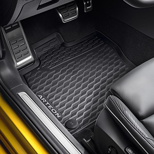 Volkswagen All-weather mattenset Arteon, voor en achter