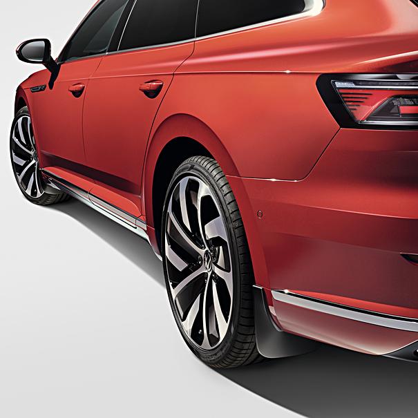 Volkswagen Spatlappen Arteon, achter