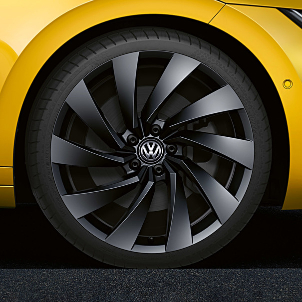 Volkswagen 20 inch lichtmetalen zomerset, zelfdichtend, Rosario