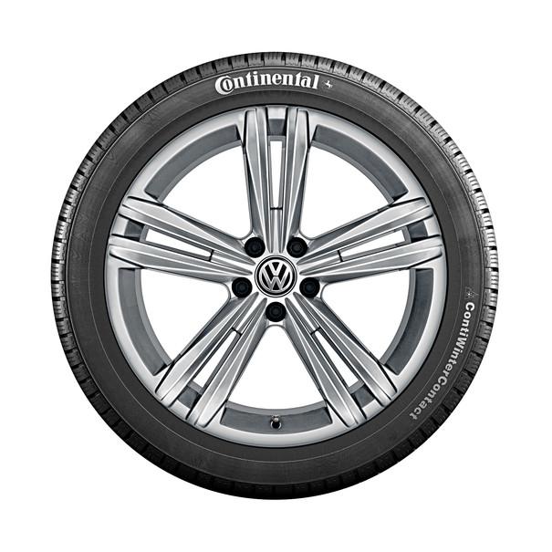 Volkswagen 18 inch lichtmetalen winterset Sebring, zelfdichtend, Arteon