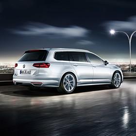 Volkswagen LED achterlichten Passat, R-Line look