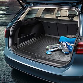 Volkswagen Kofferbakmat Passat Variant, variabele laadvloer