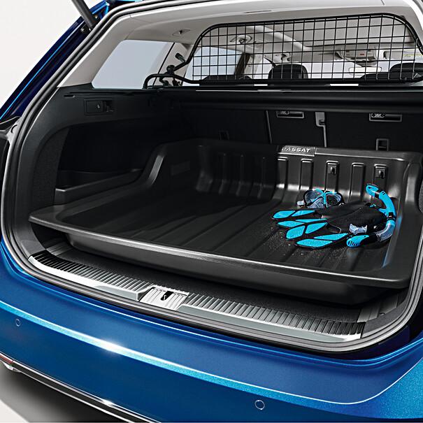 Volkswagen kofferbakschaal