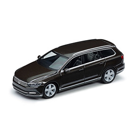 Volkswagen Passat B8 Variant, 1:87, Black Oak Brown Metallic