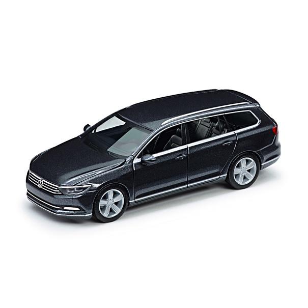 Volkswagen Passat B8 Variant, 1:87, Indiumgrau Metallic