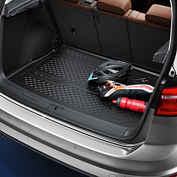 Volkswagen Kofferbakmat Golf Sportsvan, variabele laadvloer