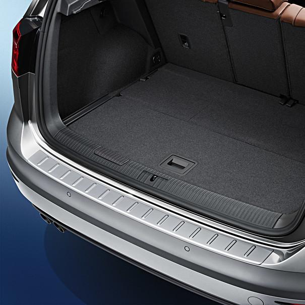Volkswagen Achterbumperbeschermlijst Golf Sportsvan