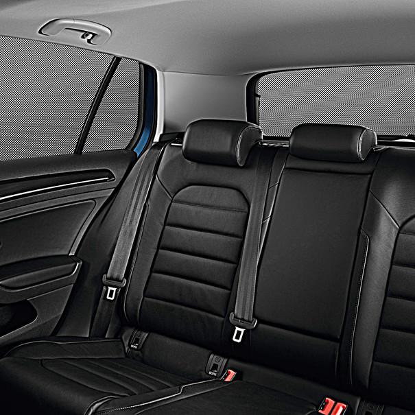 Volkswagen Zonwering complete set, Golf Sportsvan