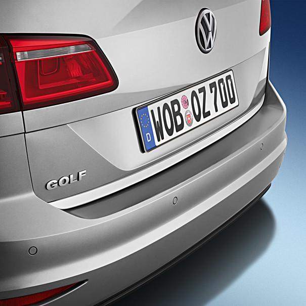 Volkswagen Chroomlook sierlijst achterklep, Golf Sportsvan