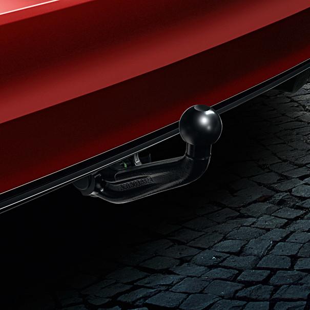 Volkswagen Afneembare trekhaak Golf Sportsvan, inclusief 13-polige kabeleset