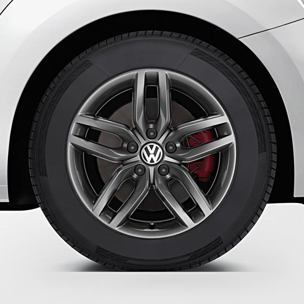 Volkswagen 17 inch lichtmetalen zomerset, Helix