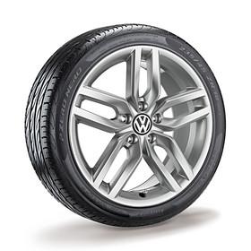 Volkswagen 18 inch lichtmetalen zomerset, Helix