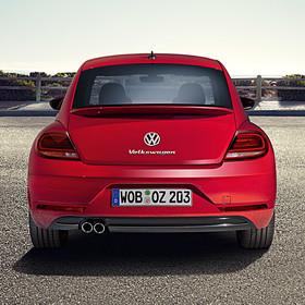 Exterieur belettering, Volkswagen
